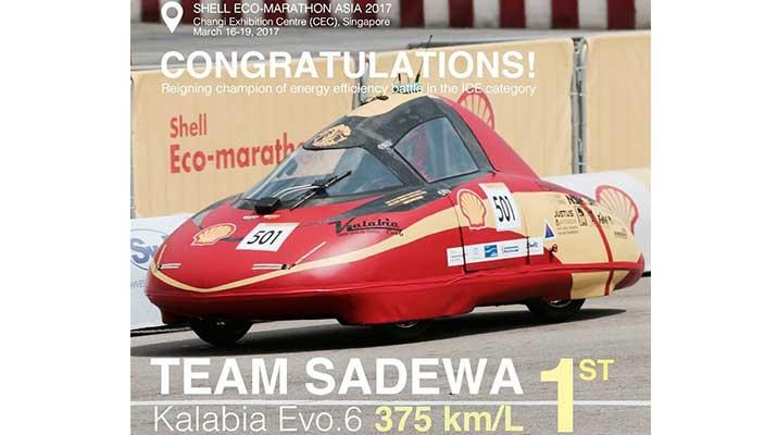 Kalabia Evo 6 Team Sadewa UI