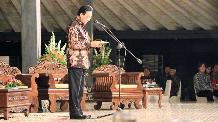 Sri Sulta Hamengkubuwono X