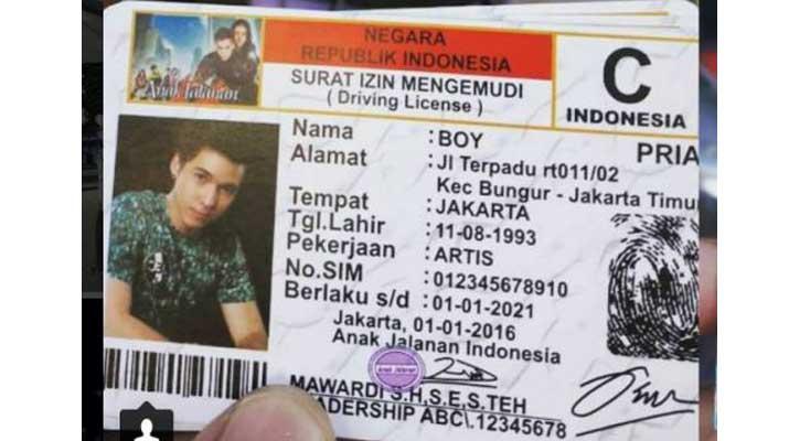 Mengenal Jenis Jenis Sim Di Indonesia Jogjaupdate Com