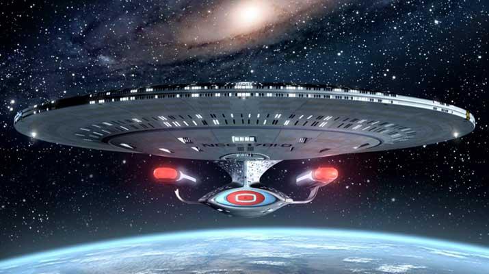 Pesawat Star Trek