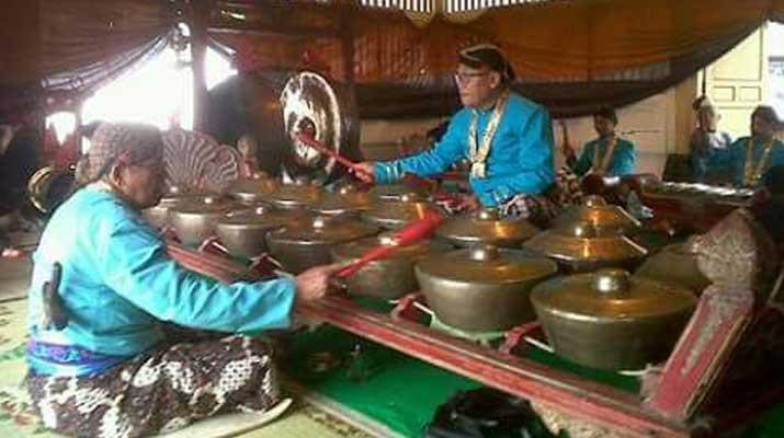 Gamelan Kanjeng Kyai Gunturmadu