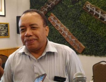 Rektor Instiper Yogyakarta , Dr Ir Purwadi