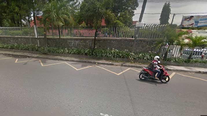 Marka Jalan Zig Zag