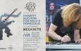 JogjaROCKarta Lelang Gitar Bertandatangan Personil Megadeth Jumat Besok, Tertarik?