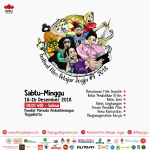 Festival Film Pelajar Jogja #9 – 2018: Silaturahim dan Pendidikan Kritis.