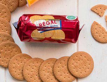 Ilustrasi biskuit