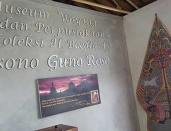 Museum Wayang Magelang