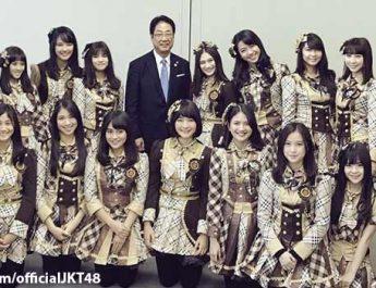JKT48 Diangkat Sebagai Ambassador Wisata kota Hakodate