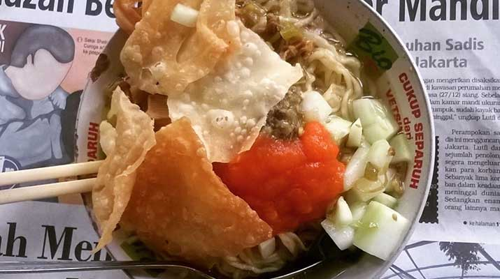 Mie Ayam