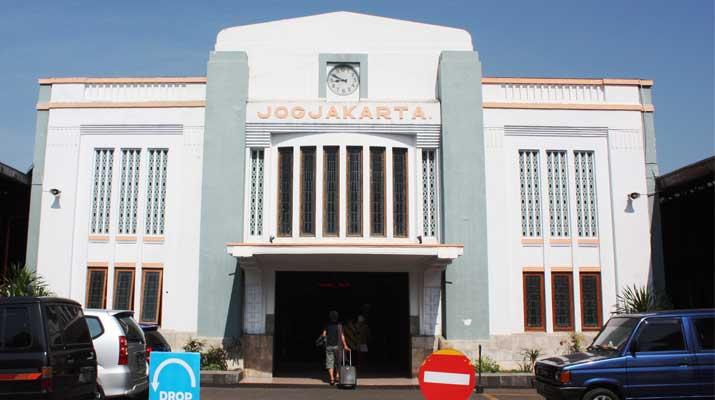 Stasiun Tugu Yogyakarta
