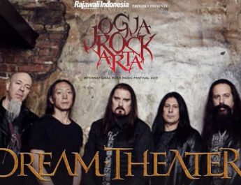 Dream Theater JogjaROCKarta