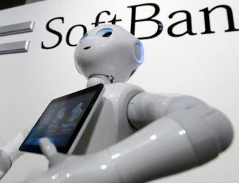 Pepper robot dari SoftBank Robotics