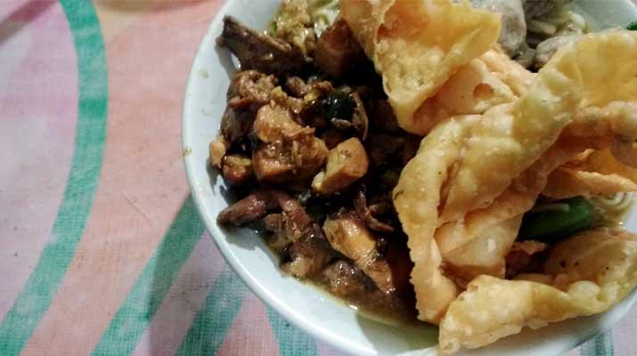 Mie Ayam Pak Nariyo