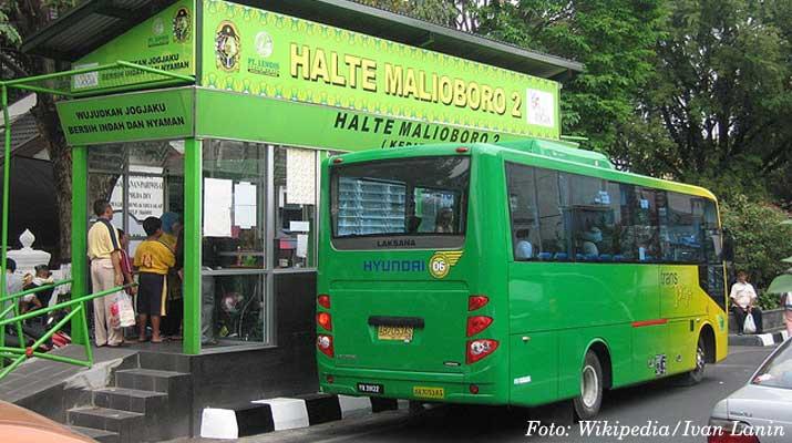 Bus Trans Jogja. (Wikipedia/Ivan Lanin)