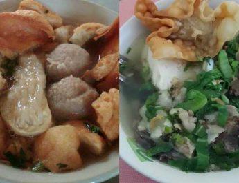 Cuanki vs Bakso Malang