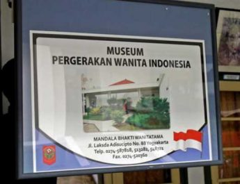 Museum Pergerakan Wanita. (Visitjogja.com)