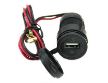 USB Charger Smartphone di Sepeda Motor